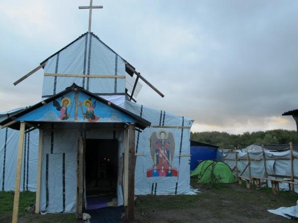 Rot op naar je eigen land - Calais 2015